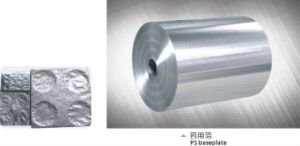 Aluminium Foil for Pharmaceutical Blister Package with Jumbo Roll Size