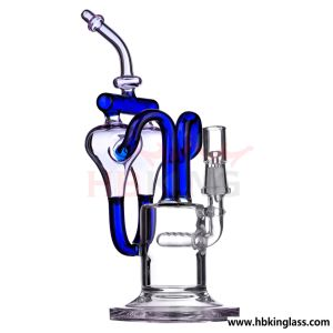 Colorful Smoking Water Pipe Enjoylife Glass Water Pipe in Stock Mothership Glass Faberge Egg pictures & photos