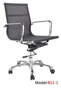 Modern Office Swivel Mesh Hotel Eames Manager Meeting Chair (B11-1) pictures & photos