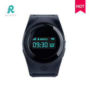 Wholesale Personal GPS Tracker Watch for Kids/Old People R11 pictures & photos