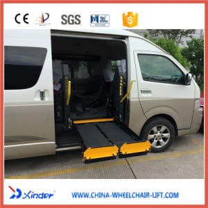 Mobility Wheelchair Elevator for Van and Minibus with Loading Capacity 350kg pictures & photos