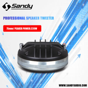 75mm Professional Speaker Tweeter (V800) pictures & photos
