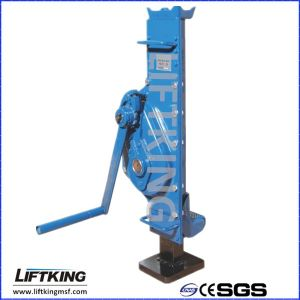 Lifting Steel Rack Mechanical Jack (1.5T -25T) pictures & photos
