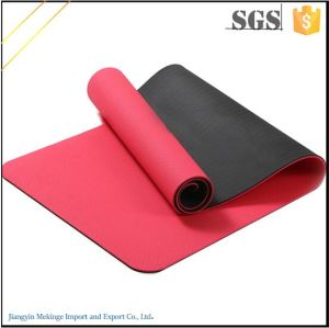 Free Samples! Yoga Mat Storage Organic Yoga Mat TPE pictures & photos