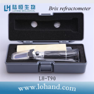 High Accuracy Traditional Refractometer with Competitive Price (LH-T90) pictures & photos