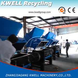 Waste Plastic Crusher/Paper Crushing Machine/Pet Bottle Crusher Machine pictures & photos