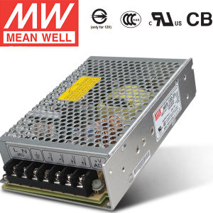 Meanwell Single Output Power Supply Nes-100-5 pictures & photos