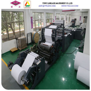 Fully Automatic Wire Stitching Exercise Book Making Machine Ld1020-Sfd pictures & photos