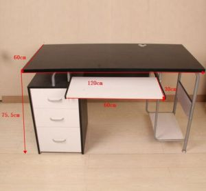 Office Desk/Office Table/Study Desk/Wooden Table/Wooden Desk pictures & photos
