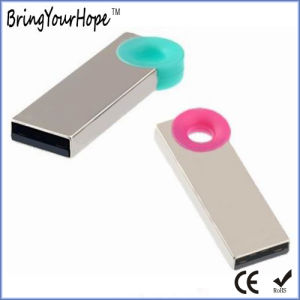 Mini USB with Turquise Ring (XH-USB-169) pictures & photos