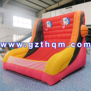 Popular Strong PVC Inflatable Sport Toys/Giant Inflatable Adult Sports Games pictures & photos