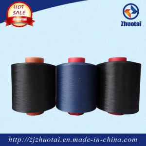 Air Covered Polyester Yarn Acy 3075/48 Nim SIM Him Free Sample pictures & photos