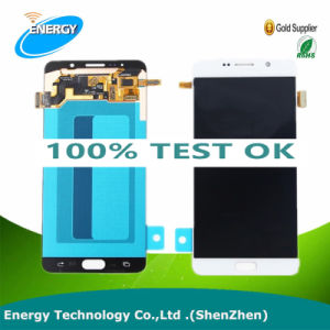 Mobile Phone LCD Screen Digitizer Note5 LCD Screen for Samsung Galaxy Note 5 LCD in Original Quality pictures & photos