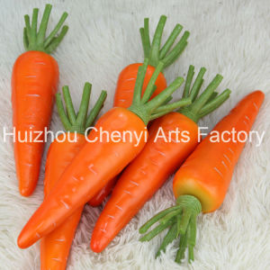 Wholesale Cheap Artificial Vegetable Fake Carrot for Sale pictures & photos