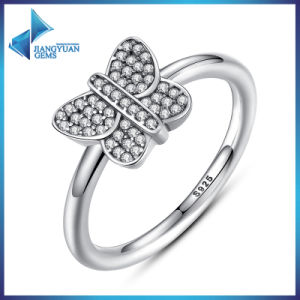 Hot Sale 925 Silver Jewelry CZ Ring pictures & photos