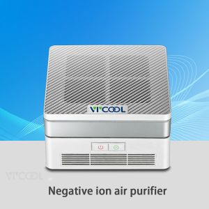 Negative Ion Air Purifier with UV Lamp for Both Car and Office pictures & photos