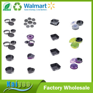 Wholesale Custom Springform Pan with Round Square or Heart Shape pictures & photos