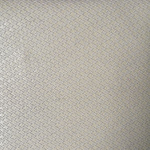 Embossed Z-Shaped Suede Microfiber PU Leather for Shoes Bags (HS-M1702) pictures & photos
