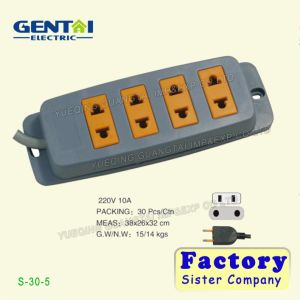 Multi Power Socket, Universal Power Strip pictures & photos