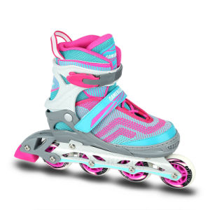 Semi Soft Inline Skate (SS-84A-1) pictures & photos