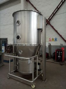 Fg-200 Vertical Boiling Fluid Bed Drying Machine pictures & photos
