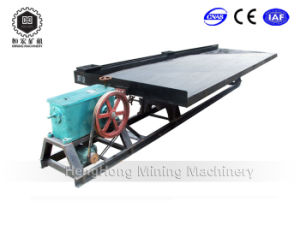 Laboratory Gravity Separation Machine Gold Shaking Table pictures & photos