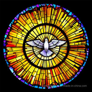 Printed Decorative Stained Glass Church Windows Glass pictures & photos