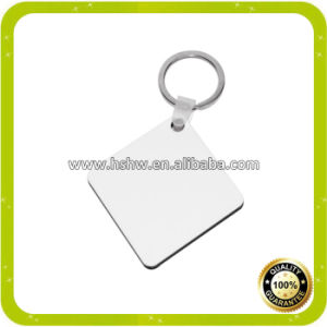 High Quality of Sublimation MDF Keychains with Free Samples