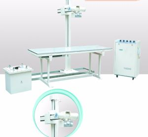 Medical Diagnostic X-ray Machine (YZ-200B 200MA) with CE pictures & photos