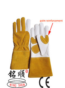 Goatskin MIG Leather Gloves