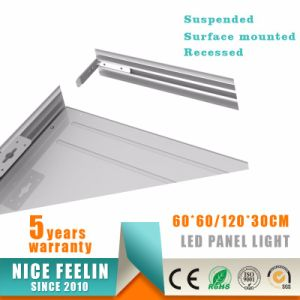 100lm/W Surface Mounted Installation 60*60cm 36W LED Panel Light pictures & photos