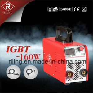 Smart Inverter IGBT Welder (IGBT-120W/140W/160W) pictures & photos