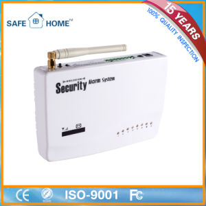 Wireless Mobile Call GSM Home Alarm System pictures & photos