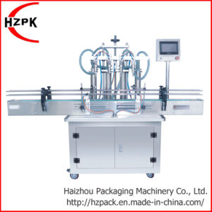Automatic Water Bottle Liquid Paste Filling Machine Filler Packaging Equipment pictures & photos