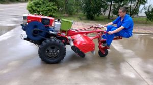 Newest 22HP Walking Tractor Hand Tractor pictures & photos