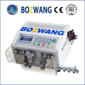Computerized Wire Cutting and Stripping Machine for Flat Sheathed Wire pictures & photos