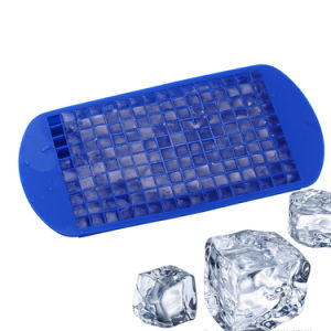 Ice Cubes Frozen Cube Bar Pudding Silicone Tray Mold Tool pictures & photos