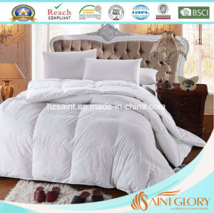 Hot Sale Fiber Ball Comforter Comfortable Synthetic Quilt pictures & photos