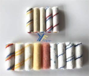 4′′ Microfiber Mini Blue DOT Stripe Paint Roller pictures & photos