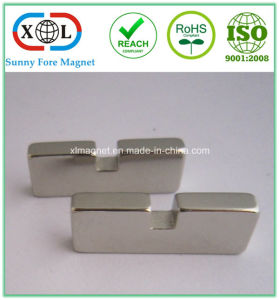 Well Customized Segment NdFeB Magnets pictures & photos