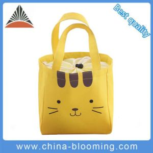 Lovely Girls Insulated Thermal Picnic Cooler Lunch Bag pictures & photos