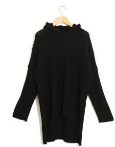 Lady Loose Casual Long Sleeve Irregular Jumper Sweater Plus Size pictures & photos
