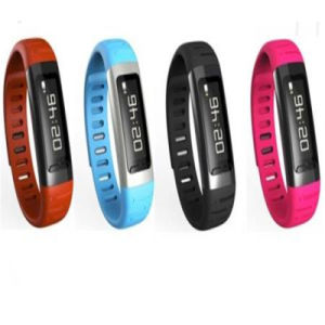 Customized High Quality Waterproof RFID Wristband Watch pictures & photos