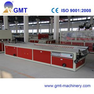 PVC WPC Ceiling Panel Plastic Product Extrusion Making Machinery pictures & photos