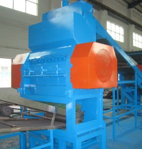 Used/Waste Tire Recycling Machine, Tire Recycling Machine (CE/ISO9001/7 Patents Approved) pictures & photos