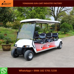 6 Seater Electric Golf Cart for Hotel, Golf Course pictures & photos