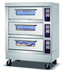 Professional Bread Bakery Equipment Stainless Steel Oven pictures & photos