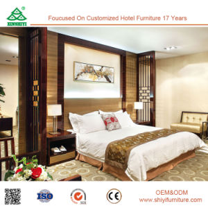 European Style Luxurious Five Star Hotel Bedroom Furniture Set pictures & photos