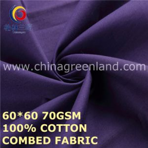 Cotton Volie Solid Fabric for Home Textile (GLLML476) pictures & photos