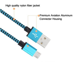 New Arrival Mobile Phone Accessories USB Cable for iPhone Charger pictures & photos